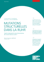 Mutations structurelles dans la Ruhr